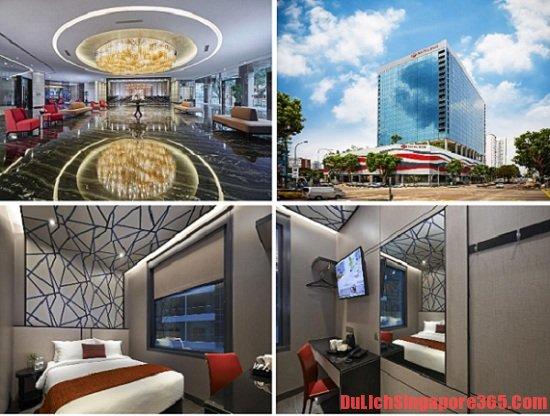 Khách sạn bình dân ở Singapore