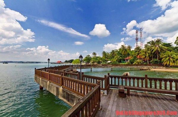 Đảo nổi tiếng ở Singapore, đảo đẹp nhất Singapore, đảo nên tới ở Singapore