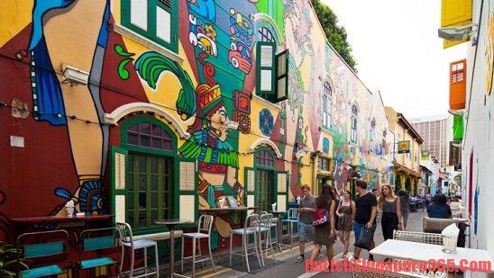 Kinh nghiệm du lịch Singapore như người bản địa, kinh nghiệm hữu ích, hướng dẫn du lịch