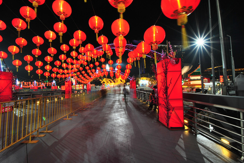 Lễ hội đặc sắc của Singapore