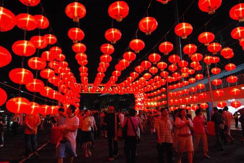 Lễ hội nổi tiếng ở Singapore