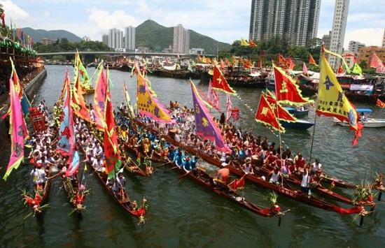 Lễ hội lớn nhất ở Singapore
