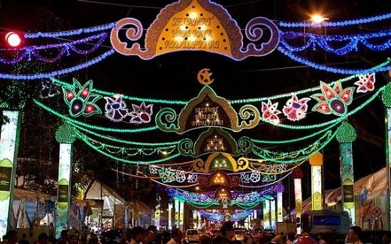 Lễ hội đặc sắc của Singapore độc đáo và thú vị