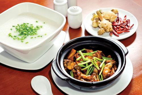 Đặc trưng ẩm thực Singapore