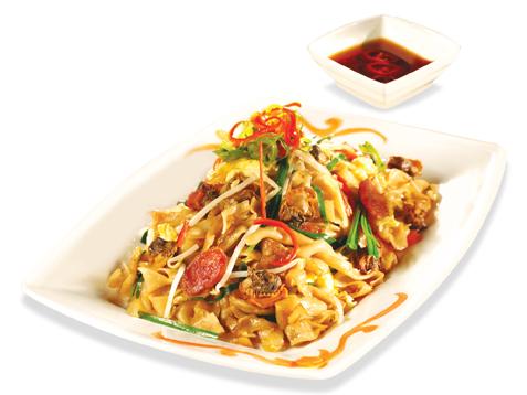 Món ăn truyền thống của Singapore