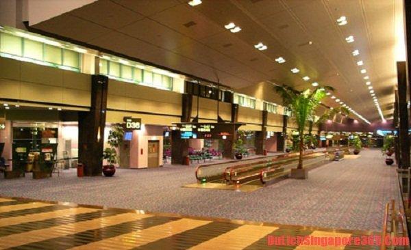 Trải nghiệm cảm giác thú vị khi ngủ bụi ở sân bay Changi, tiết kiệm chi phí, du lịch bụi Singapore