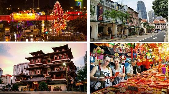 Địa điểm tham quan mới tại SIngapore đẹp hấp dẫn