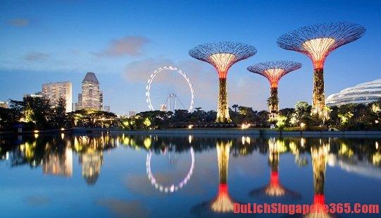 Du lịch Singapore ngay trong hè này những lý do nên đi