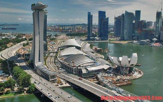 Thành phố sạch an toàn lý do bạn nên đi du lịch Singapore trong hè này