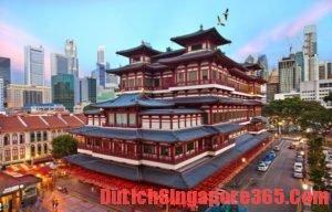 Những ngôi chùa linh thiêng nổi tiếng ở Singapore nên ghé thăm