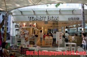 Tư vấn: Những quán ăn ngon nên ghé ở sân bay Changi