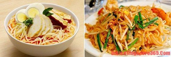 Những quán ăn nên ghé ở sân bay Changi, món ăn truyền thống Singapore cực ngon