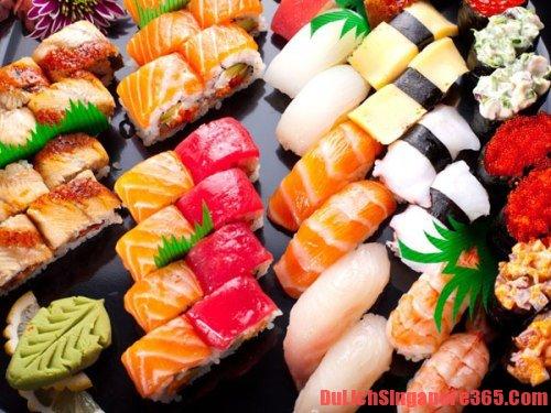 Quán ăn nổi tiếng tại sân bay Changi, chuyên phục vụ đồ Nhật, giá cả hấp dẫn, nên thử khi tới sân bay Changi ở SIngapore
