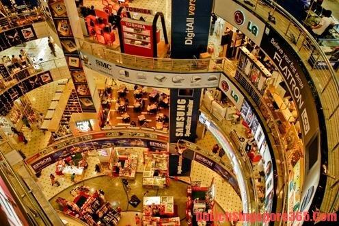 Những lưu ý quan trong mua sắm trong khi du lịch tại Singapore