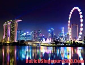 Quá cảnh ở Singapore 1 ngày nên đi đâu, làm gì thú vị nhất?