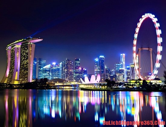 Quá cảnh ở Singapore 1 ngày nên đi đâu?