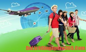 Mẹo săn vé máy bay giá rẻ du lịch Singapore đơn giản