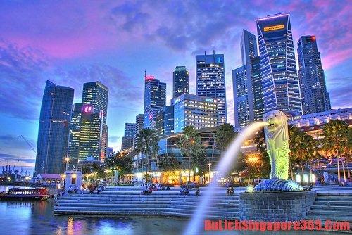 Quá cảnh Singapore có phải thủ tục nhập cảnh