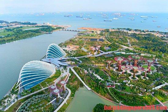 Kinh nghiệm nhập cảnh Singapore thuận lợi, đơn giản nhất