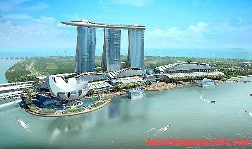 Dạo quanh dòng sông điều nên làm khi du lịch Singapore