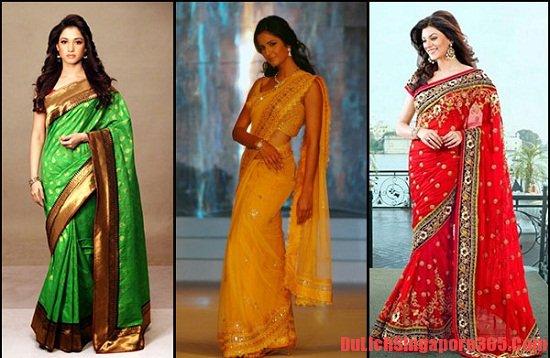 Sải Trang phục truyền thống của người Singapore gốc Ấn