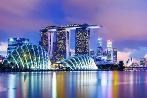 Trung tâm mua sắm giá rẻ ở Singapore