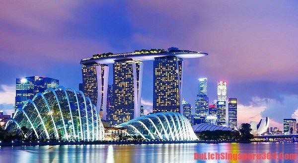Những điều cẩn chuẩn bị khi nhập cảnh ở Singapore