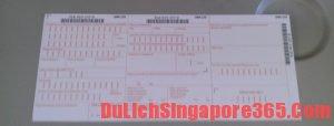 Nhập cảnh an toàn tại Singapore những lưu ý không thể bỏ qua