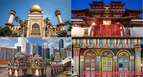 Khám phá văn hóa Singapore là điều bạn nên làm khi đến Singapore