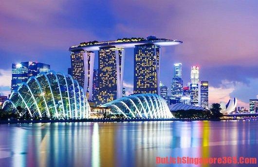 Kinh nghiệm du lịch bụi Singapore giá rẻ