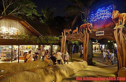 Kinh nghiệm du lịch trăng mật Singapore
