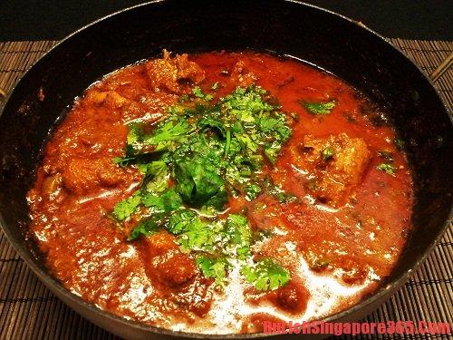 Andhra Curry địa chỉ quán ăn ngon, rẻ nên đến ở Singapore