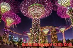 Địa điểm hấp dẫn nhất bên vịnh Marina Bay Singapore xinh đẹp