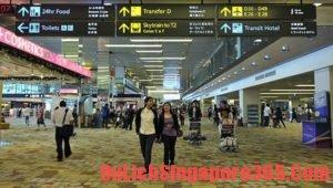 Khách sạn ở Singapore gần ga tàu điện MRT – Bugis có giá tốt