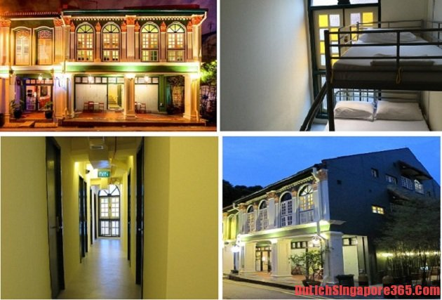 Nên ở khách sạn nào gần ga tàu điện MRT, Singapore?