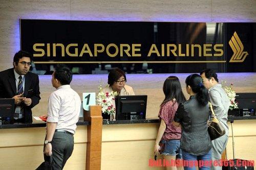 Hướng dẫn cách điền tờ khai nhập cảnh Singapore
